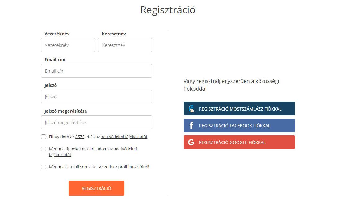Számlázz.hu integráció SalesAutopilottal - 2